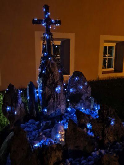Glocknergarten vom Ferienhaus Meins Kals